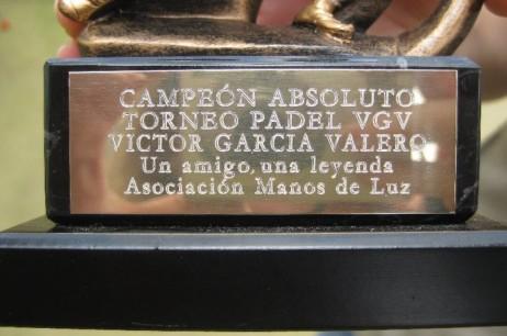 Y El Ganador Fue Víctor Garcia Valero…..